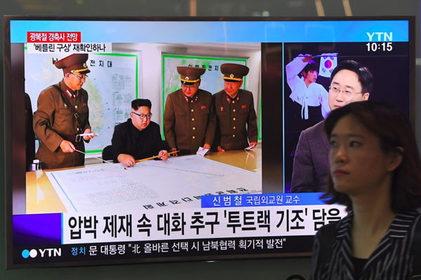 港媒:金正恩弄巧成拙 中方偷襲核基地有一大利好