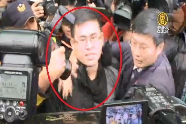 疑涉台国安法 新党王炳忠等4人遭检调搜索带走