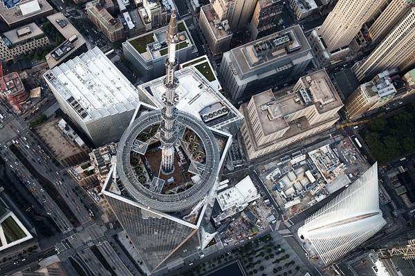 组图:纽约空拍照片 比你想像的还美