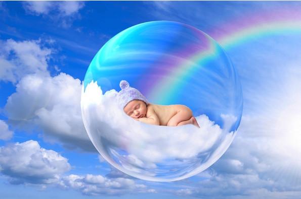寶寶記得在媽媽肚子裡的事情 原來他們是這樣找到媽媽(視頻)