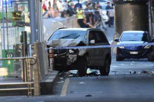 墨尔本汽车蓄意撞人 19人轻重伤包括1中国人
