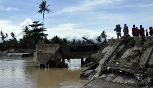 天秤风暴猛扑菲南 洪水毁家园死亡攀升至240人