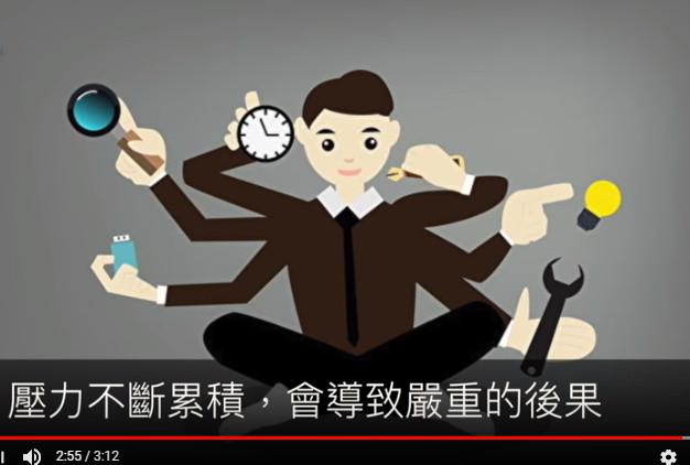 身体压力爆表的10个求救讯号(视频)