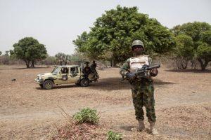武装分子圣诞节发动攻击 尼日利亚陆空击退