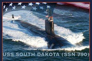 美國最強攻擊型核潛艇 擁有神秘隱形性能