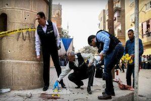 攻击埃及教堂、俄罗斯超市 IS组织声称犯案
