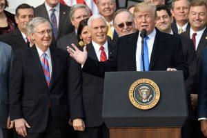 让美国更强大 川普:不建边境墙就没有DACA