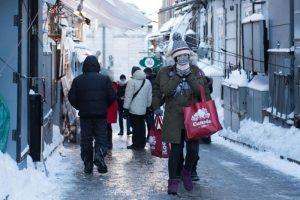 极地涡旋发威 加拿大冰天雪地 多伦多创57年来低温