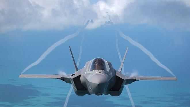 美更換戰術飛機 F-35B部署日本與中東