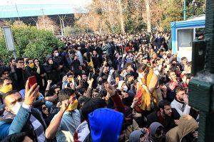 又刺痛中共敏感点?党媒片面报导伊朗抗暴潮