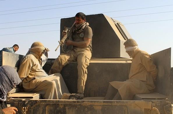 伊斯蘭國武器43.5%來自中共