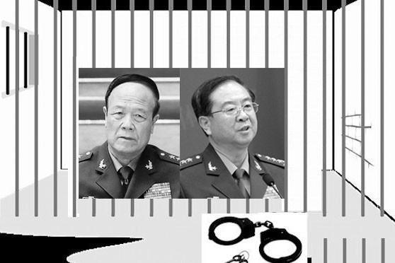 軍報評房峰輝「政治變質」 措辭偏輕惹猜疑