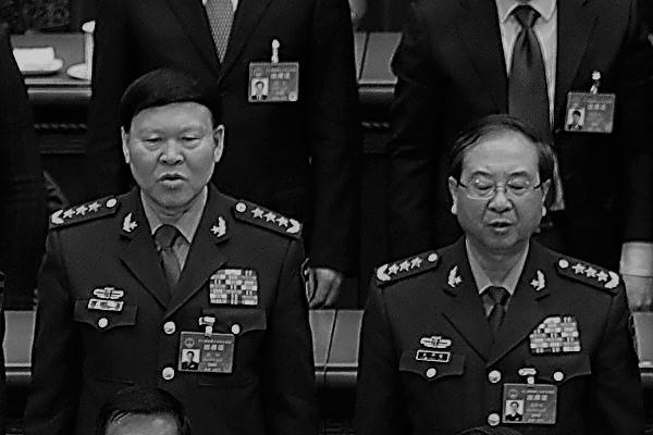 """袁斌:71名""""军虎"""",江泽民以贪治军的成绩单"""