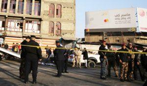 巴格達連環自殺攻擊 場面血腥至少38死逾百傷(慎入)