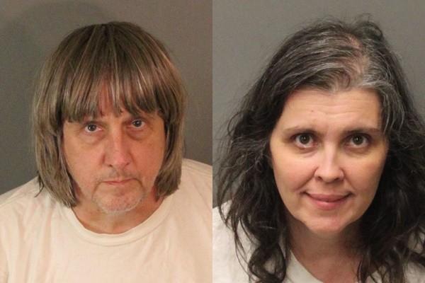 加州夫婦囚禁13名子女 警:都是他們的親骨肉