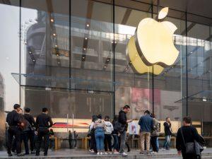 川普减税收益彰显 苹果平添350亿税收2万工作