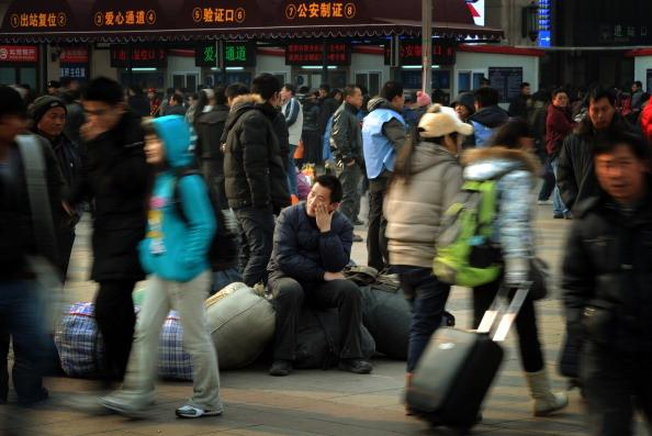 防范社会动荡?中共国务院动员农民工返乡创业