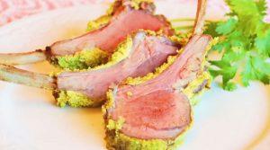 【美食天堂】超多汁烤羊排的做法