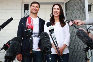 史上破天荒 新西兰总理6月初为人母