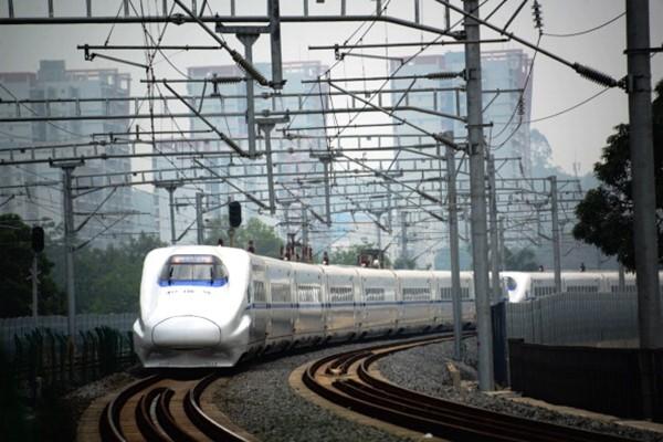 美媒:中國高鐵或押運導彈 躲避美國衞星偵察
