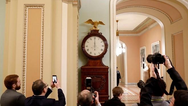 美國應急法案未過 聯邦政府關門
