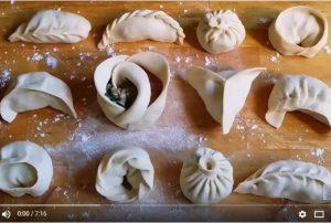 餃子的12種包法 過年要吃哦(視頻)
