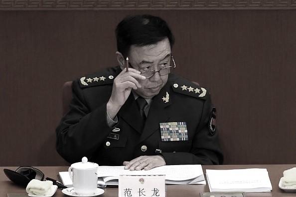 范長龍疑雲再起 軍方發言人「闢謠」問答被刪