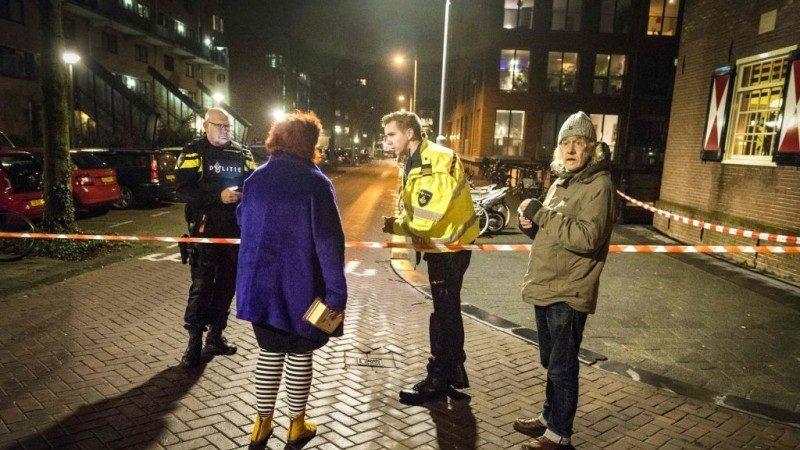 人心惶惶 阿姆斯特丹游乐区枪击案1死2伤