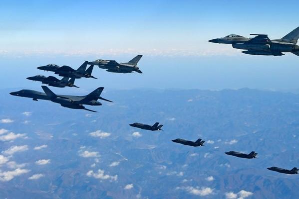 韩国防部:冬奥结束即重启美韩军演