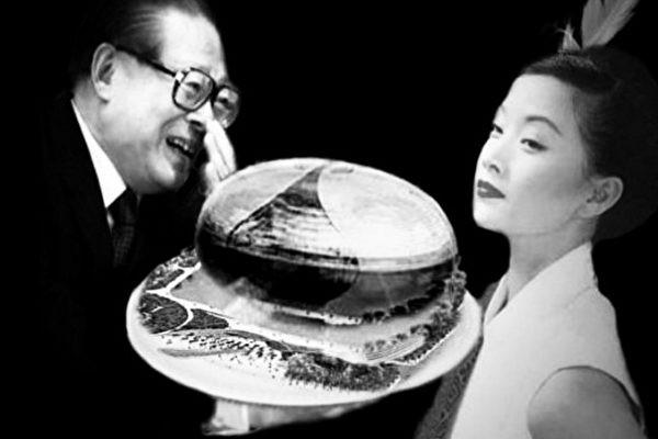港媒:江澤民被徐才厚李嵐清戴「綠帽子」