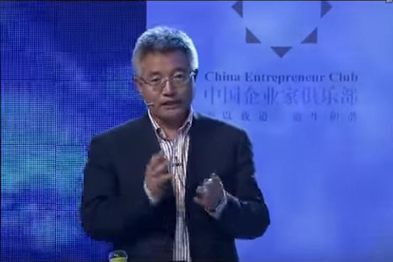 北京掃黑來勢兇猛  張維迎「語言腐敗」視頻意外爆紅(視頻)