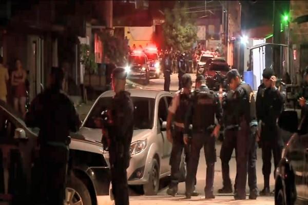 疑贩毒帮派火并 巴西夜店枪击场面残酷至少18死