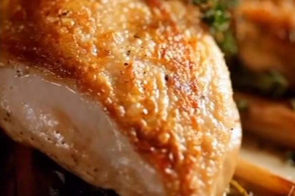大廚上菜 超美味雞胸肉料理(視頻)