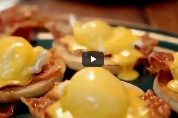 經典早餐 班尼迪克蛋(視頻)