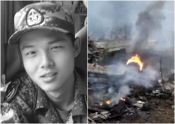 电子科大发文悼校友  陆军机坠毁遇难名单疑获证实