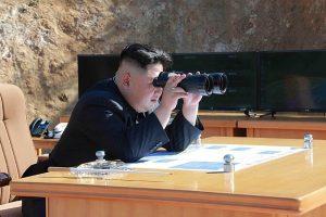 美国钻地导弹深入地下百米 金正恩或无处可逃
