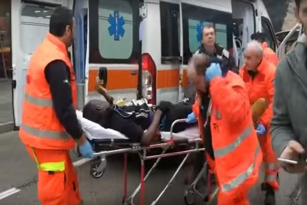 意大利惊传歹徒飞车扫射 6外国人受伤