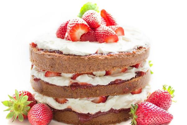 情人節甜蜜蛋糕 14種美味教給你(視頻)