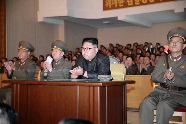 朝鲜军方大清洗 美军将领:金正恩害怕被倒戈