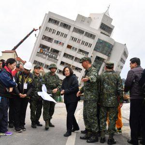 花莲地震灾情惨重  全台动起来协助救灾
