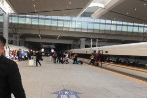 中國高鐵再現嚴重故障 高溫報警被迫停車