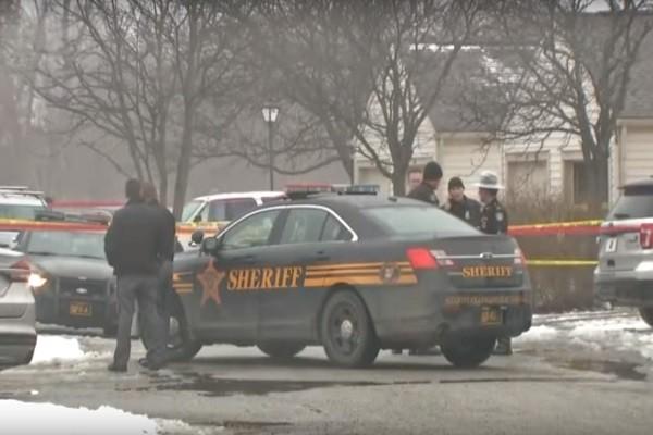 报案突然挂电话 美俄州两警员疑遭伏击殉职