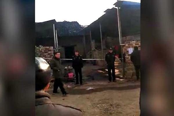 湖南縱火案致4死  嫌疑人已抓獲