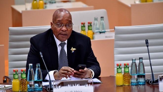 醜聞纏身 傳南非總統遭解除職務