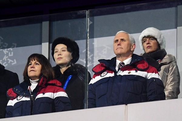 冬奥会上为何无视金与正?彭斯用词格外严厉