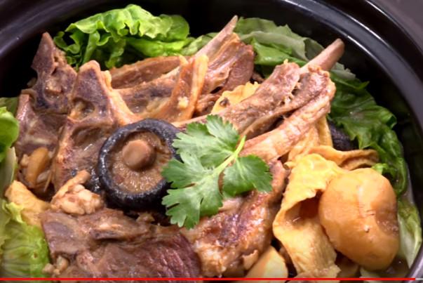 枝竹羊腩煲 滋补暖身好美味(视频)