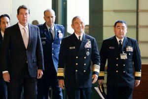 美太平洋司令:中共擴張造威脅 準備好與中共開戰