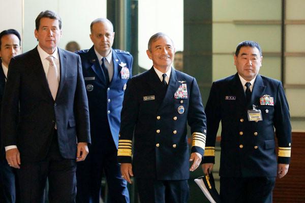 美太平洋司令:中共扩张造威胁 准备好与中共开战