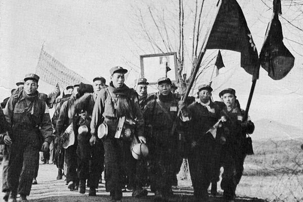 """1.4万""""志愿军""""战俘拒回大陆 前往台湾始末"""