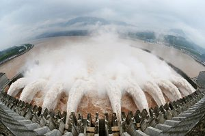揭秘:三峡大坝切断龙脉 中华风水被毁